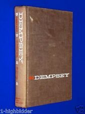SIGNED 1960 DEMPSEY BY THE MAN HIMSELF 1st Edition Hardcover Mormon LDS Boxing