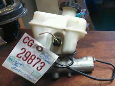 2005 MAZDA TRIBUTE 3.0L brake master cylinder