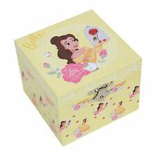Disney DI707 Belle Musical Jewellery Box New & Boxed