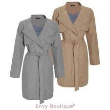 Abrigos y chaquetas de mujer gabardina Brave Soul