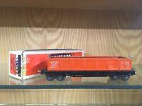 Lionel O Gauge 2812X Gondola OB c. 1940-2 - EX to EX+
