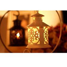 Wedding Moroccan Lantern Tea Light Candle Holder Table Centerpiece Black