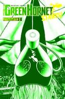 Green Hornet Strikes 1 DF Exclusive Cool Green Variant John Cassaday COA NM