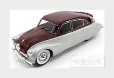 Tatra T87 1938 Silver Bordeaux MCG 1:18 MCG18067
