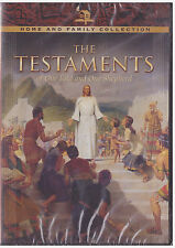 TESTAMENTS OF ONE FOLD AND ONE SHEPHERD (DVD, 2007) NEW