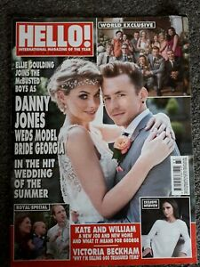 Hello Magazine 18th August 2014 McFly Wedding Exclusive