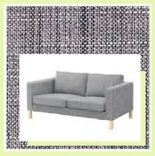 "IKEA Karlstad Isunda Gray 2 Seat Sofa Tweed(""3Seat""Sold Sep)Loveseat COVER ONLY!"