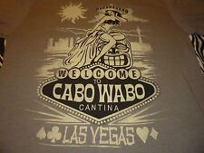 Cabo Wabo Shirt ( Used Size M ) Very Good Condition!!!