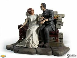 SIDESHOW EXCLUSIVE THE BRIDE of FRANKENSTEIN STATUE  by Moebius Models  902289