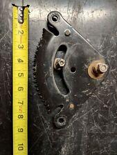John Deere LX277 Steering Gear Plate AM130315