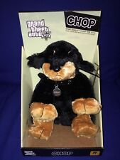 RARE NEW OFFICIAL Grand Theft Auto 5 GTA V Chop The Dog Plush RockStar Games