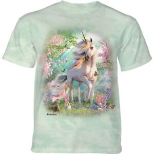 Adult Medium - Enchanted Unicorn T-shirt - The Mountain® 2021 design