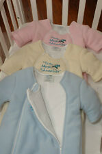 The Magic Sleepsuit Baby Infant Cotton or Fleece Sleep Suit 3 6 9 Months New