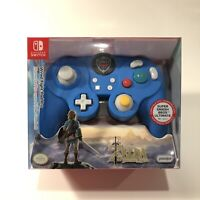 Nintendo Switch Zelda Breath Of The Wild Fight Pad Pro GameCube Style Controller