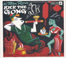CD The Rhum Runners - Kick The Gong - 2017 ALBUM - NEW and Sealed - 50s Exotica