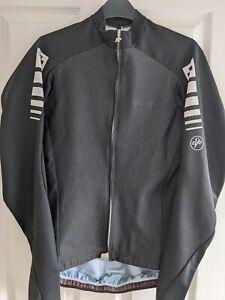 Assos Long Sleeve Evo Jacket Black Large