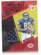 BERNARD BERRIAN 2004 Topps ROOKIE Revolution Jersey Card #RR-BB RC CHICAGO BEARS