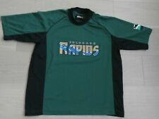 RARE COLORADO RAPIDS MLS GREEN KAPPA SHORT-SLEEVE SOCCER JERSEY MEN M