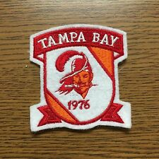 Vintage NFL Tampa Bay Buccaneers Sew On Patch 3""