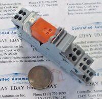 Wago 788-312 Relay w/ Base DPDT 8A 24VDC