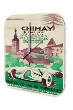 Garage Horloge murale  Course de Chimay Stations Décoration