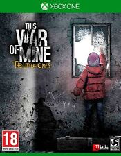 This War of Mine: The Little Ones XBOX  ONE  NUOVO!!!