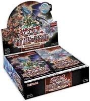Yu-Gi-Oh Battles of Legend Armageddon BOX English ver. Trading Cards Konami New