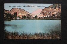 Carte Postale CPA Vallée de la Durance - LA ROCHE DE RAME - Les Bords du Lac