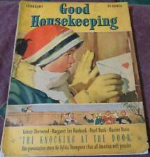 Good Housekeeping February 1939/Coca Cola/Disney
