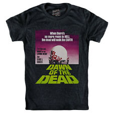 DAWN OF THE DEAD T-shirt George A. Romero 1978 Horror - Zombie