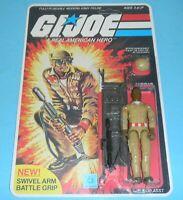 1983 GI Joe Doc Medic Figure Complete Sealed MOC *CUSTOM* Full Card Back *READ*