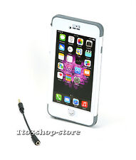 LifeProof Nuud Waterproof Dust Proof Hard Shell Case for iPhone 6 Plus (White)