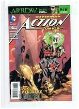DC Comics New 52 Superman In Action Comics #17 NM Apr 2013