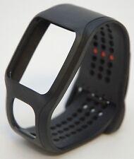 NEW TomTom Comfort Strap BLACK Runner Multi-Sport GPS watch band fitness cardio