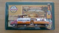 """Hummer 1:87 IFA H6 Nostalgie Hängerzug mit Blechschild """"Greizer Pils"""" #24931#"""