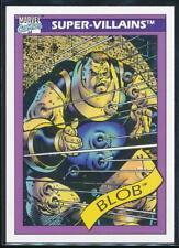 1990 Marvel Universe Series 1 Trading Card #71 Blob