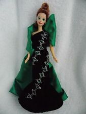 Barbie Doll    Bob Mackie    Jewel Essences    Emerald Embers