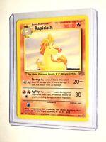 RAPIDASH - Jungle Set - 44/64 - Uncommon Pokemon Card - Unlimited Edition - NM
