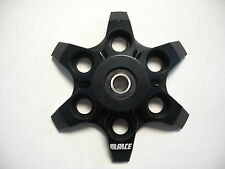 Ducati Druckplatte schwarz Ergal neu