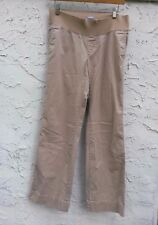 "Gap Maternity Size 6 Tan Chino/Khaki Maternity Pants - 30"" Inseam"