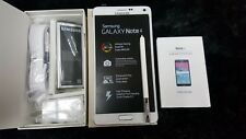 Inbox NEW Samsung Galaxy Note 4 N910P 32GB WHITE SPRINT CLEAN ESN. HAS SHADOW