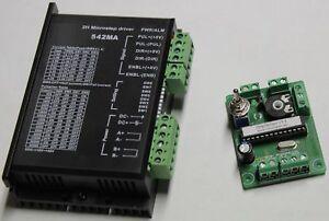 Nema23 Schrittmotor M335 Treiber Endstufe CNC System Mit 3 Achse Steuerung