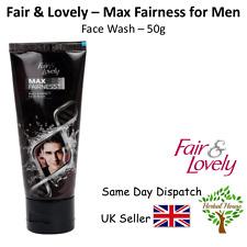 FAIR & LOVELY MENS MAX FAIRNESS MULTI EXPERT FACE WASH - 50g