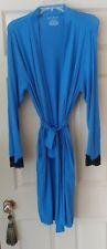 Ralph Lauren Bathrobe Blue, Size L, soft and sexy