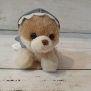 GUND BOO The Worlds Cutest Dog Shark Costume Key Chain