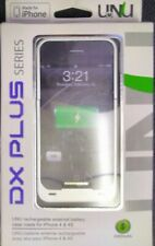 UNU Rechargeable External Battery - Power DX Plus DX-04-2400 for iPhone 4 & 4S