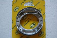 FRONT BRAKE SHOES HONDA TL 50 125 250,1978 TL50,1976 TL125,1975-1979 TL250