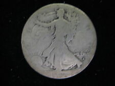 1916 S WALKING LIBERTY HALF DOLLAR 50 CENT COIN