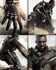 Call of Duty AW - Grid Mini Poster Print, 16x20