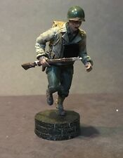 1/24 1/25 or G  75mm Scale Resin Model Kit, WWII American Soldier Robert